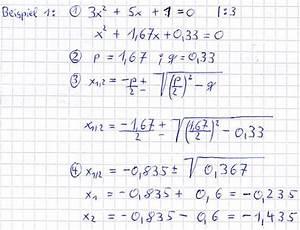 Quadrat Berechnen Formel : nullstellen berechnen ~ Themetempest.com Abrechnung