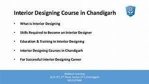 interior designing course in chandigarh With interior decoration courses in chandigarh