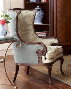 Accent Chairs Living Room Target by Massoud Wingback Chair Traditional Armchairs And