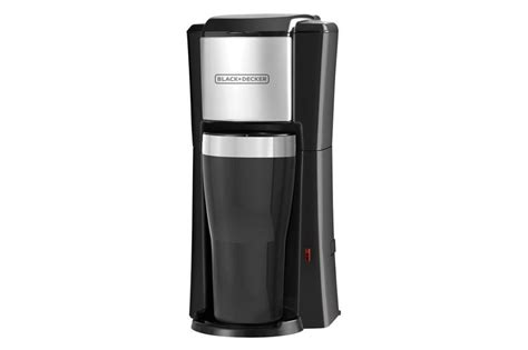 Black+decker Cm618 Single Serve Coffee Maker Review Coffee Creamer Substitutes Benefits Of With Coconut Milk Starbucks Iced Best Natural Cherry Instant Red Ginseng Keto