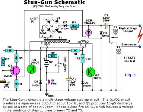 highest erage stun gun it s not the voltage tbotech
