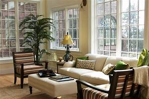 Handcrafted and eclectic styles dominate furniture trends for Sun room furniture ideas