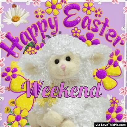 Easter Happy Weekend