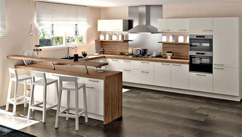 image de cuisine contemporaine cuisine contemporaine design bois cagnes sur mer 06