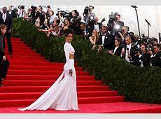 Rihanna Met Gala 2015 dress Her biggest style statements
