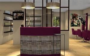 Aménagement D Un Salon : modernisation d 39 un salon de coiffure ~ Zukunftsfamilie.com Idées de Décoration