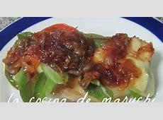 la cocina de maruchi La Tosta de Queso de Tetilla, Tomate