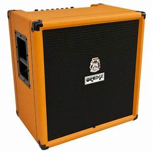 Orange Crush PiX 100BXT Bass Combo Amp at Gear4music.com