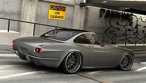 Auto Concept 66 : volvo p1800 remake renderings ~ Gottalentnigeria.com Avis de Voitures