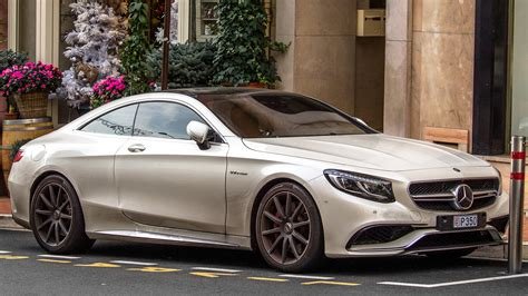 Mercedes-benz S63 Amg Coupe C217