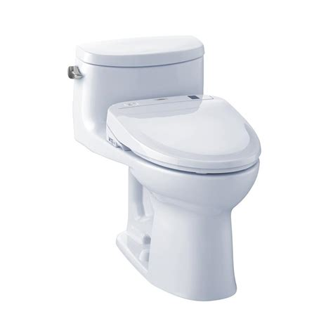Toto Supreme Ii Connect+ 1piece 128 Gpf Elongated Toilet