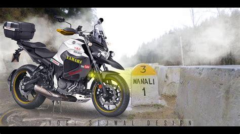 Modification Motor Touring by Yamaha Fz 25 Touring Modification Ready For Touring
