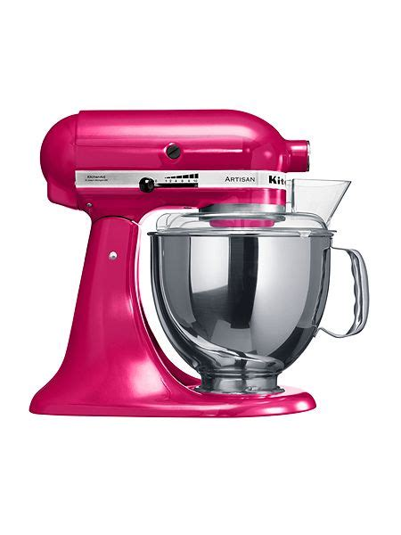 Kitchenaid Food Processor House Of Fraser by Kitchenaid Artisan 4 8l Stand Mixer Raspberry House