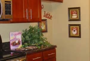 coffee themed kitchen canisters staging tip using cookbooks to create themes for staging