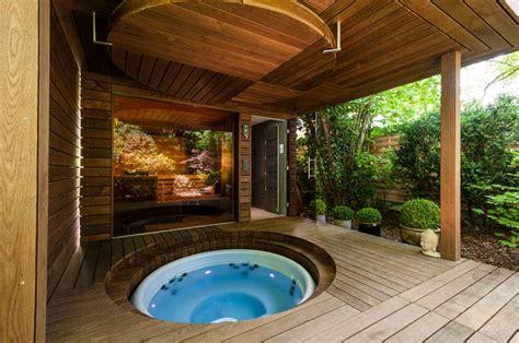 Whirlpool Garten Hannover by Sauna Und Whirlpool Im Garten