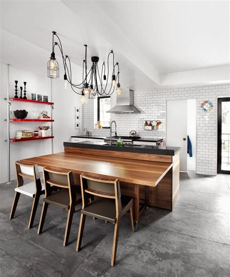 Cool Bar Style Kitchen Table Choices To Pick From  Decohoms