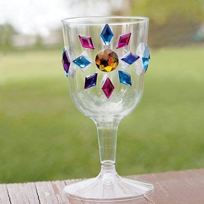 glorious goblets crafts spoonful medieval party