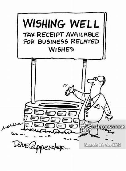 Wishing Well Wells Cartoon Cartoons Funny Comics