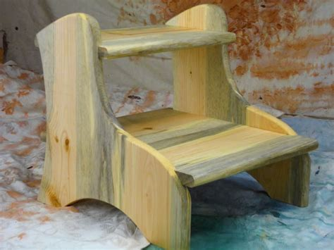easy    step stool woodworking projects diy