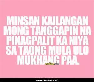 Bisaya Banat Qu... Banat Bisaya Love Quotes