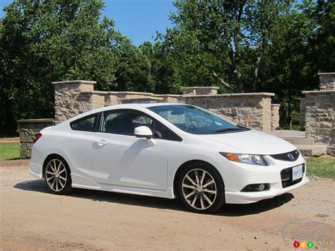 2012 Honda Civic Si For Sale by 2012 Honda Civic Si Hfp Impressions Editor S Review