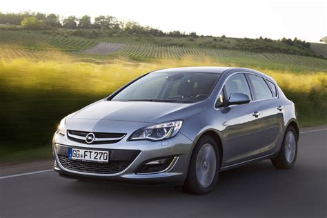 opel astra   fuel economy due   addition