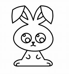 How To Draw Cartoons: Easter Bunny