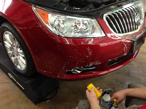 Buick Lacrosse Rock Chip Paint Protection Shield Film St