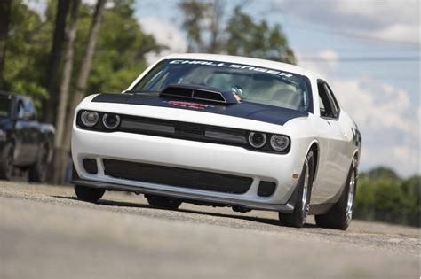 First Look At 2015 Dodge Challenger Drag Pak