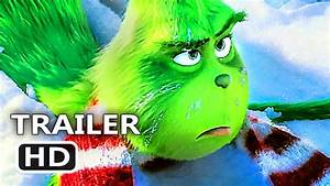 The Grinch Official Trailer 2018 Animation Movie Hd