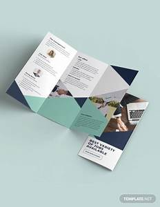 Google Docs Tri Fold Brochure 34 Recruitment Brochures Free Psd Ai Apple Pages