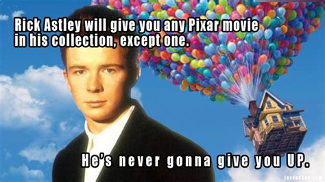 Know Your Meme Rick Roll - girl you know it s true k bannerman