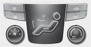 Hyundai Sonata  Manual Climate Control System