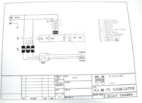 welding machine wiring diagram pdf symbols relay nu