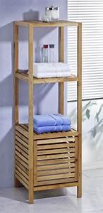 Badezimmer Regal Holz : regal mit 2 b den inklusive schrank badezimmer m bel und wohnen ~ Frokenaadalensverden.com Haus und Dekorationen