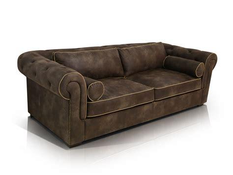 Sofa Grau Braun walstar sofa 3 sitzer grau braun