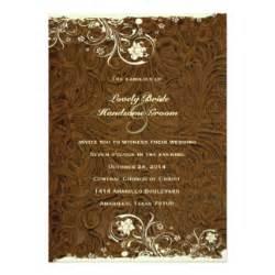 cowboy wedding invitations cowboy wedding invitations announcements zazzle