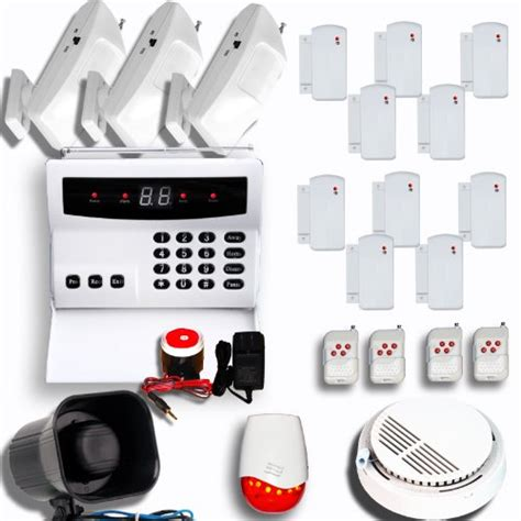 Wireless Alarm System Best Diy Wireless Alarm System For Home
