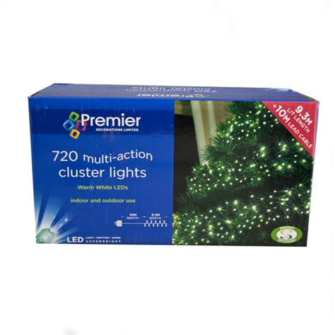premier 9 3m length of 720 multiaction warm white outdoor