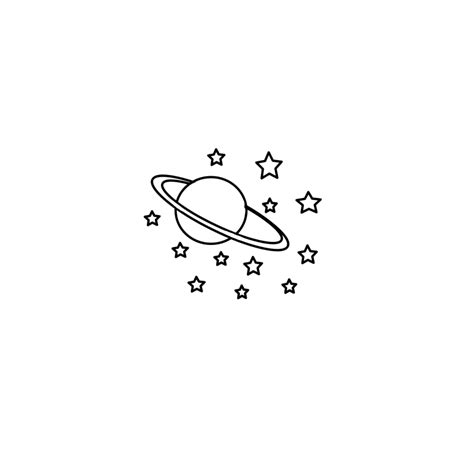 universe stars planet space aesthetic