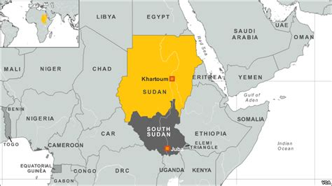 Sudan Threatens To Close Border With South Sudan