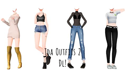 Outfit Mmd
