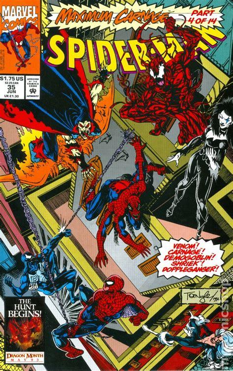 comic books  maximum carnage