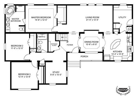 clayton modular home floor plans  home plans design