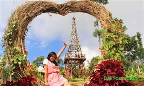 wanagiri tower garden wtg  buleleng  menara bambu