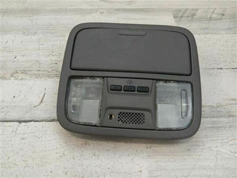 honda odyssey front roof dome map light garage