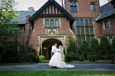 carolyn richard stan hywet wedding todays bride
