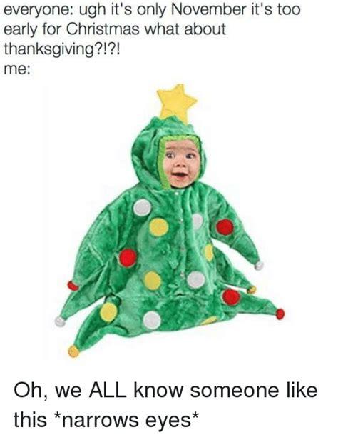 memes    early  christmas