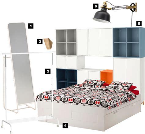 comment am駭ager une chambre de 9m2 comment aménager une chambre de 9m à petit prix avec ikea
