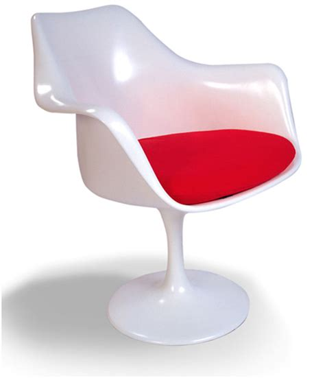 chaise tulip saarinen eero furniture design 1945 1960 the list